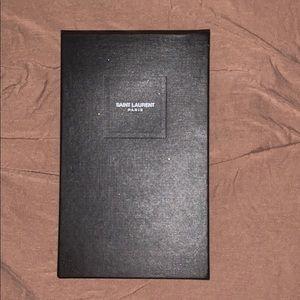 Saint Laurent - Monogram Small Envelope Wallet